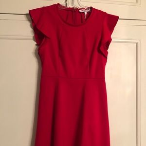 BCBG generation red dress
